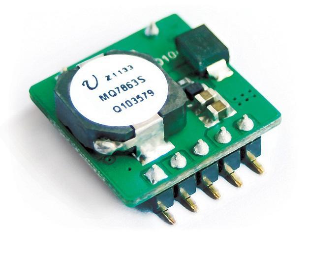 输出电压: -5v~-18v,非隔离的升降压dc-dc转换器, sip和smt封装方式